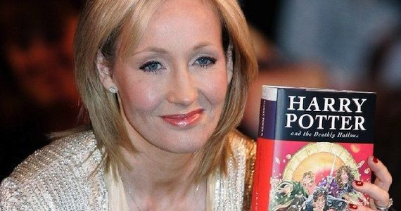 WHAT? JK Rowling got totally sick of Harry Potter