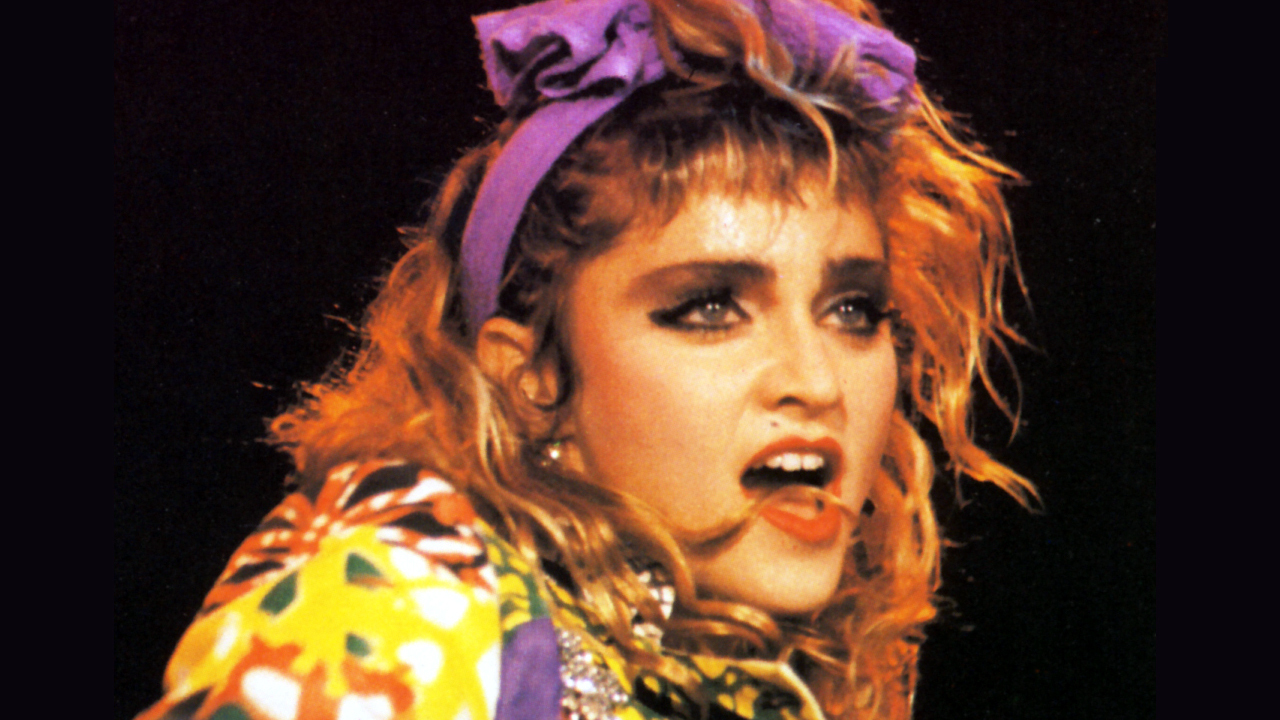 In honor of Madonna's new tour, a walk down Madonna-tour memory lane
