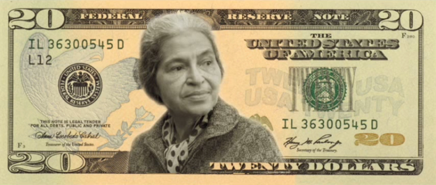 Campaigns are underway to get a woman on the $20 bill