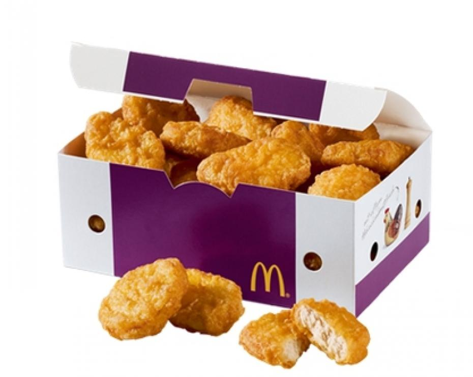 Good News: Your Chicken McNuggets are getting (a little bit) healthier