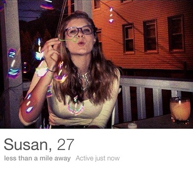 This genius woman figured out what Tinder is unexpectedly perfect for