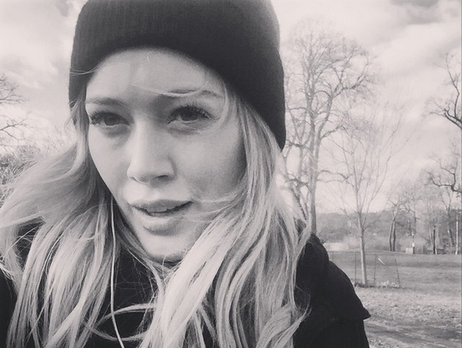 Hilary Duff doesn't believe you have to be with one person forever, and I agree with her