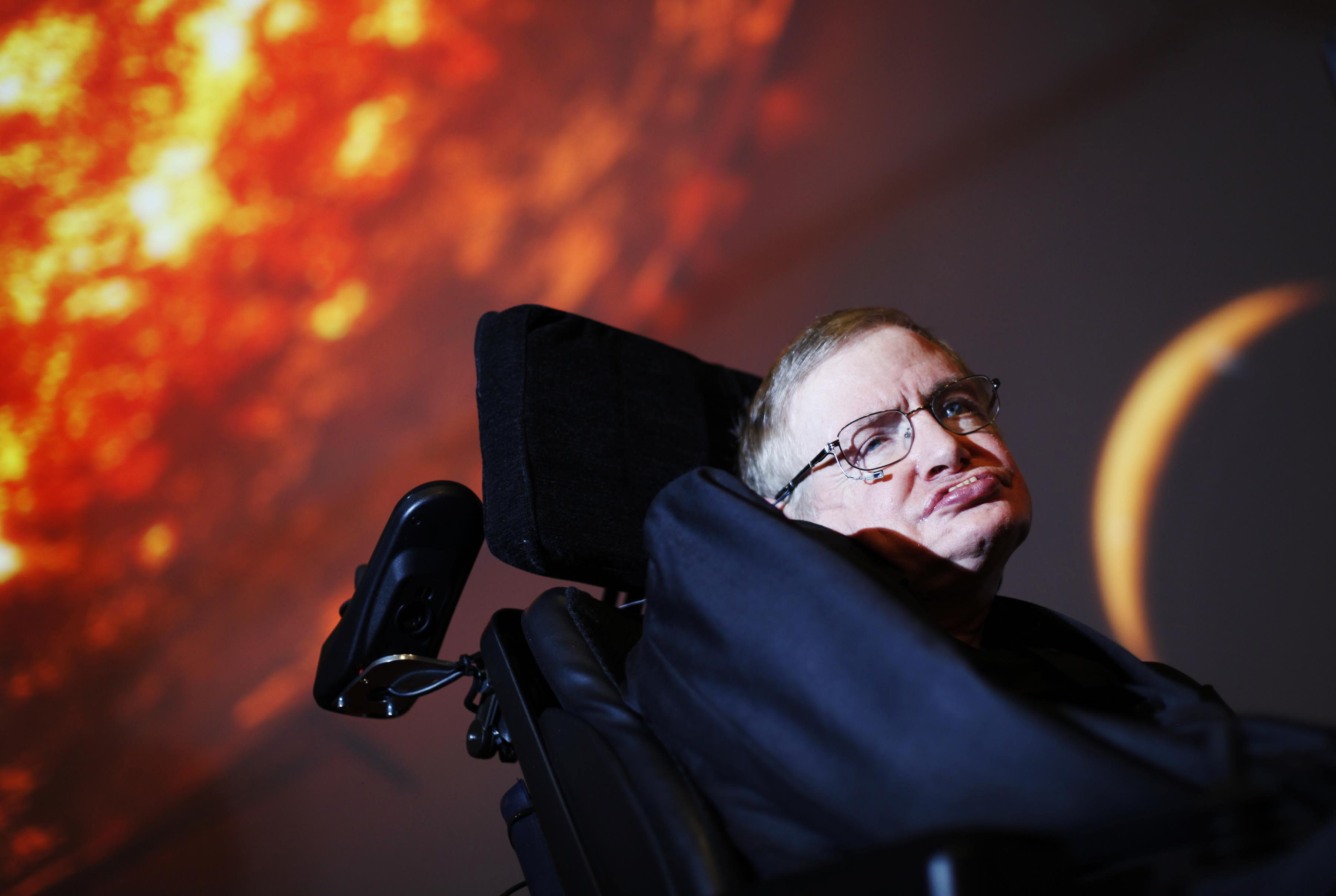 Life lessons I've learned from Stephen Hawking