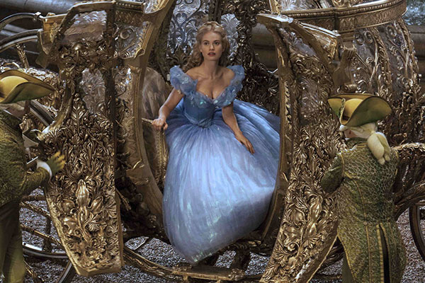 The evolution of Cinderella — from silent to spunky