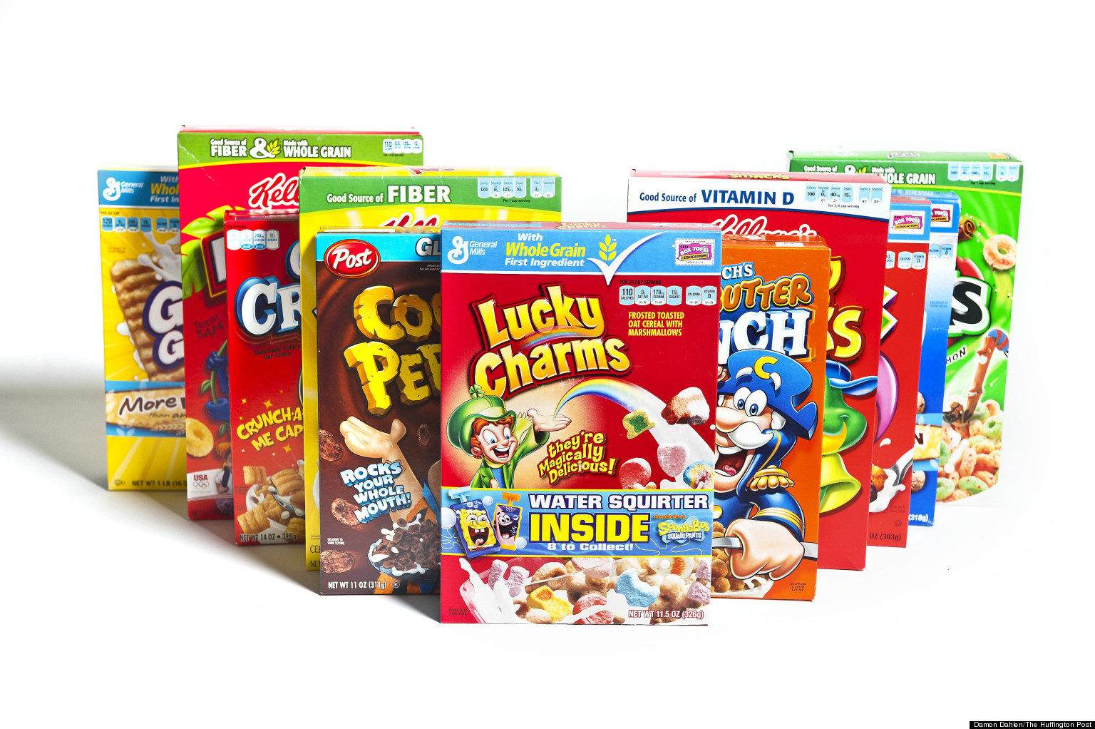You're Never Too Old For These 10 Amazing Kids' Cereals