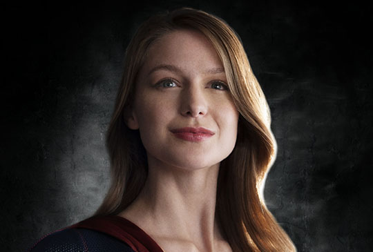 We've got the first photos of Supergirl and she looks incredible and perfect