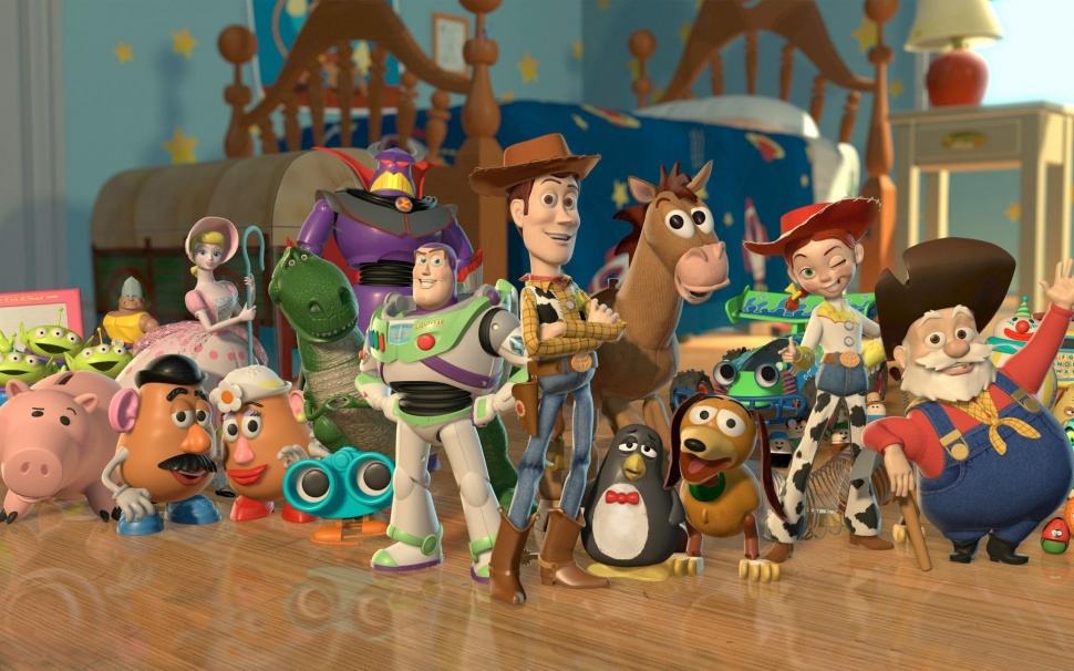 Toy Story 4 will be a rom-com—and one of our fave actresses is writing it