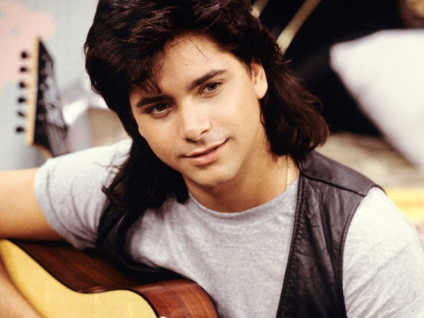 How could anyone not recognize John Stamos?