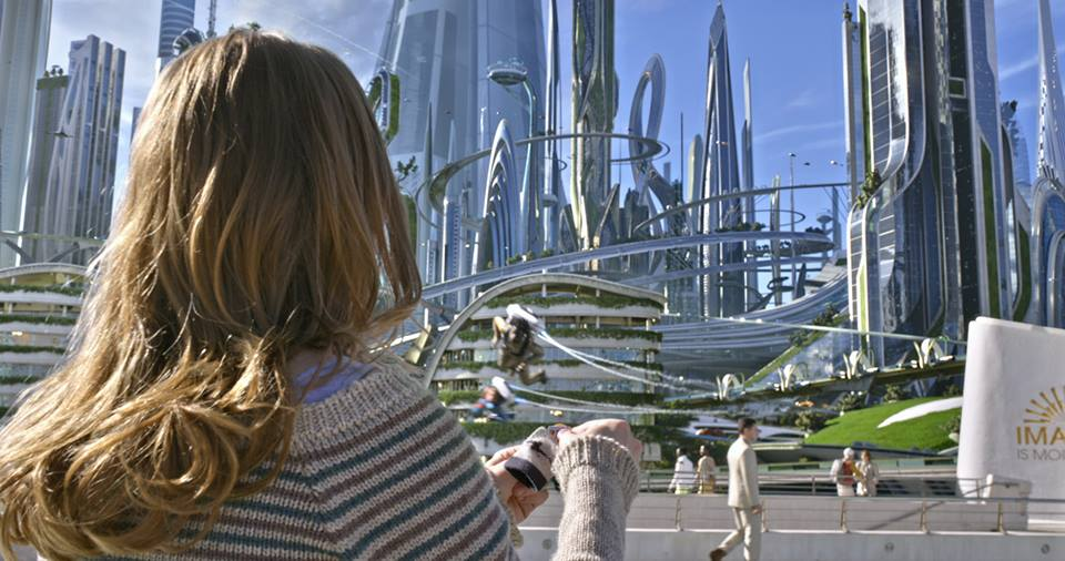 The full-length 'Tomorrowland' trailer is out, and it is AWESOME!