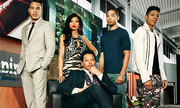 Just the best songs from the amazing 'Empire' soundtrack