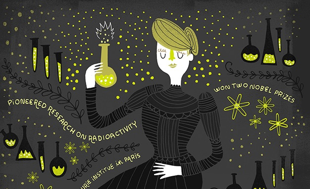 These gorgeous portraits of female scientists illustrate the importance of women in STEM fields