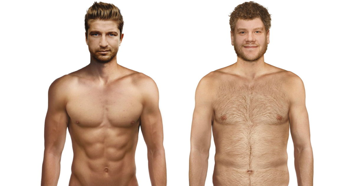 "What the ""perfect"" man looks like, according to men and women"