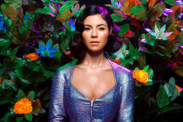 We're obsessed with this brand new Marina and the Diamonds track