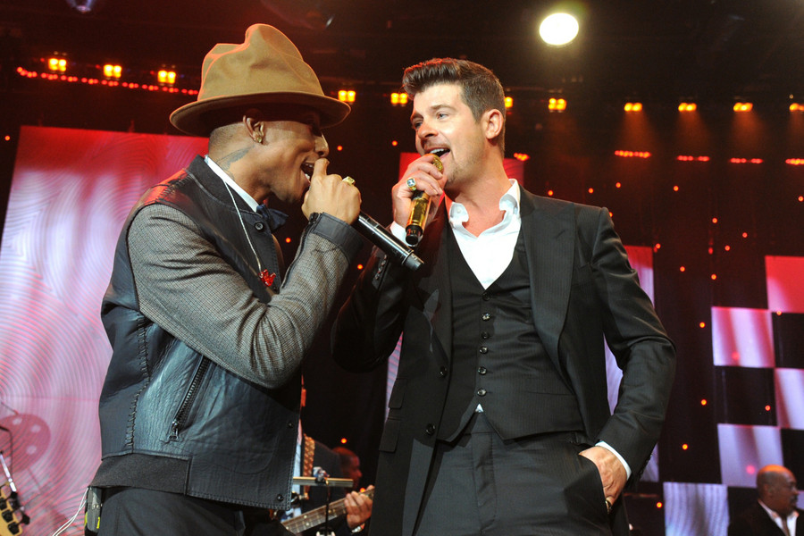 Could 'Blurred Lines' be banned? The notorious song is facing a whole lot of new drama