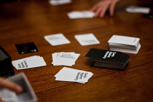 Today in awesome: You can now play Cards Against Humanity online