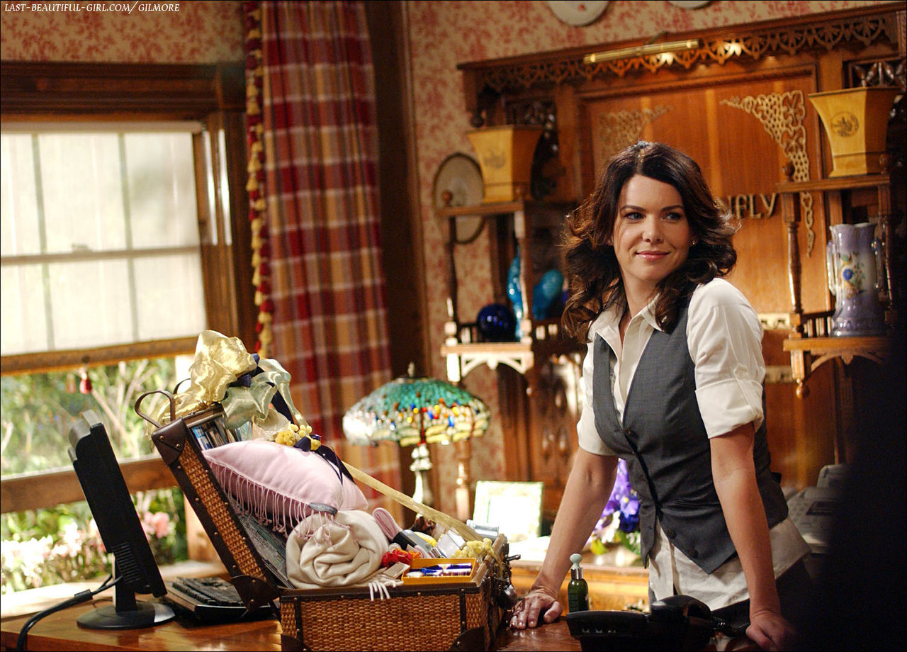 Lorelai owned her dream inn, and for 200 perfect words you could too