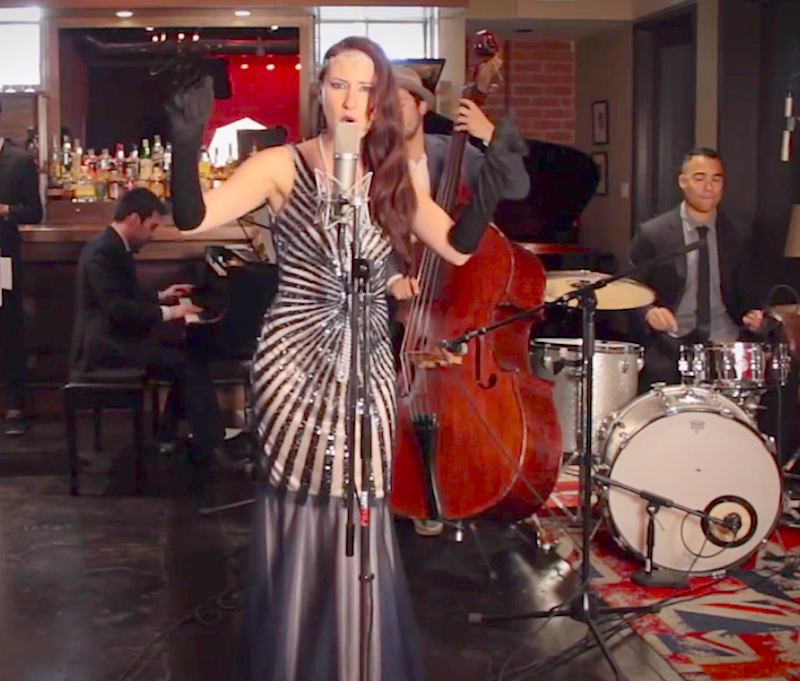 This 1920s cover of 'Gangsta's Paradise' by Postmodern Jukebox is untouchable