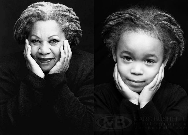 This rad little girl recreated photos of iconic Black women throughout history