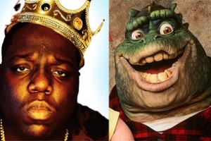 This Notorious BIG and 'Dinosaurs'  mashup video will probably make history