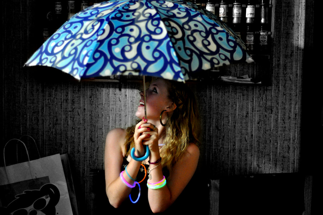 It's national Open An Umbrella Indoors Day, so we're celebrating by debunking 9 common bad luck superstitions