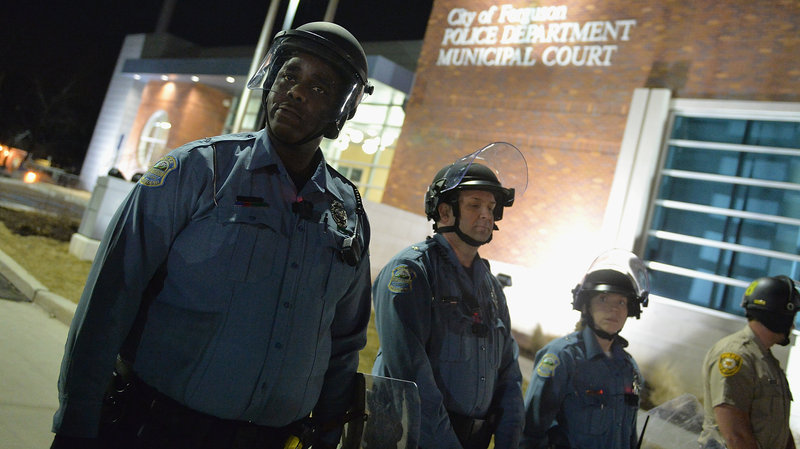 Here's the latest update on the situation in Ferguson