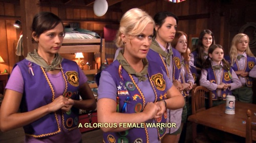 Girl Scout badges that don't exist, but that we 10,000% need