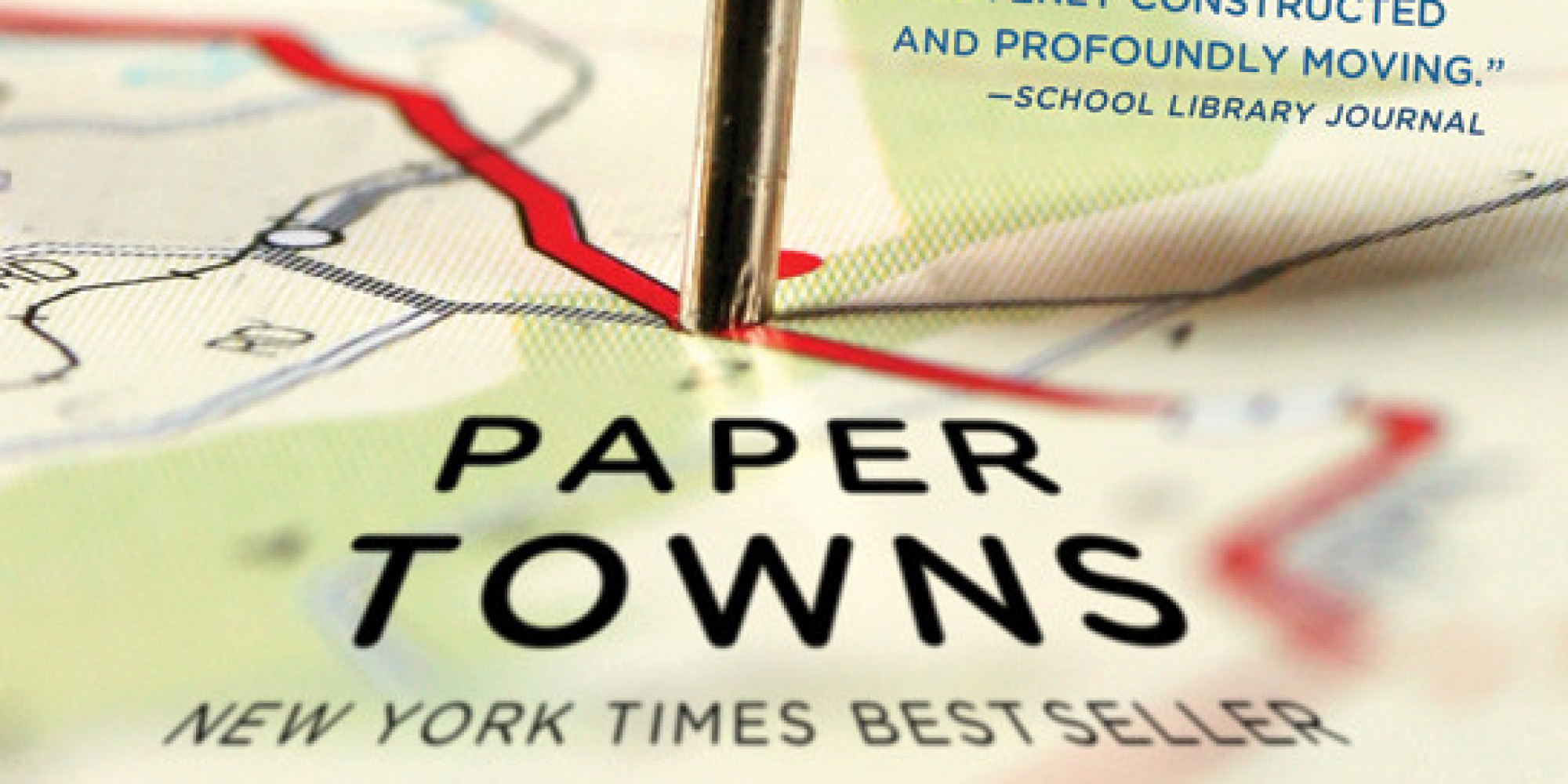 In honor of the new 'Paper Towns' poster, we rank all of John Green's book covers