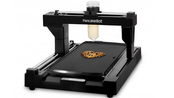 Forget the Apple Watch, the tech we want is this pancake printer