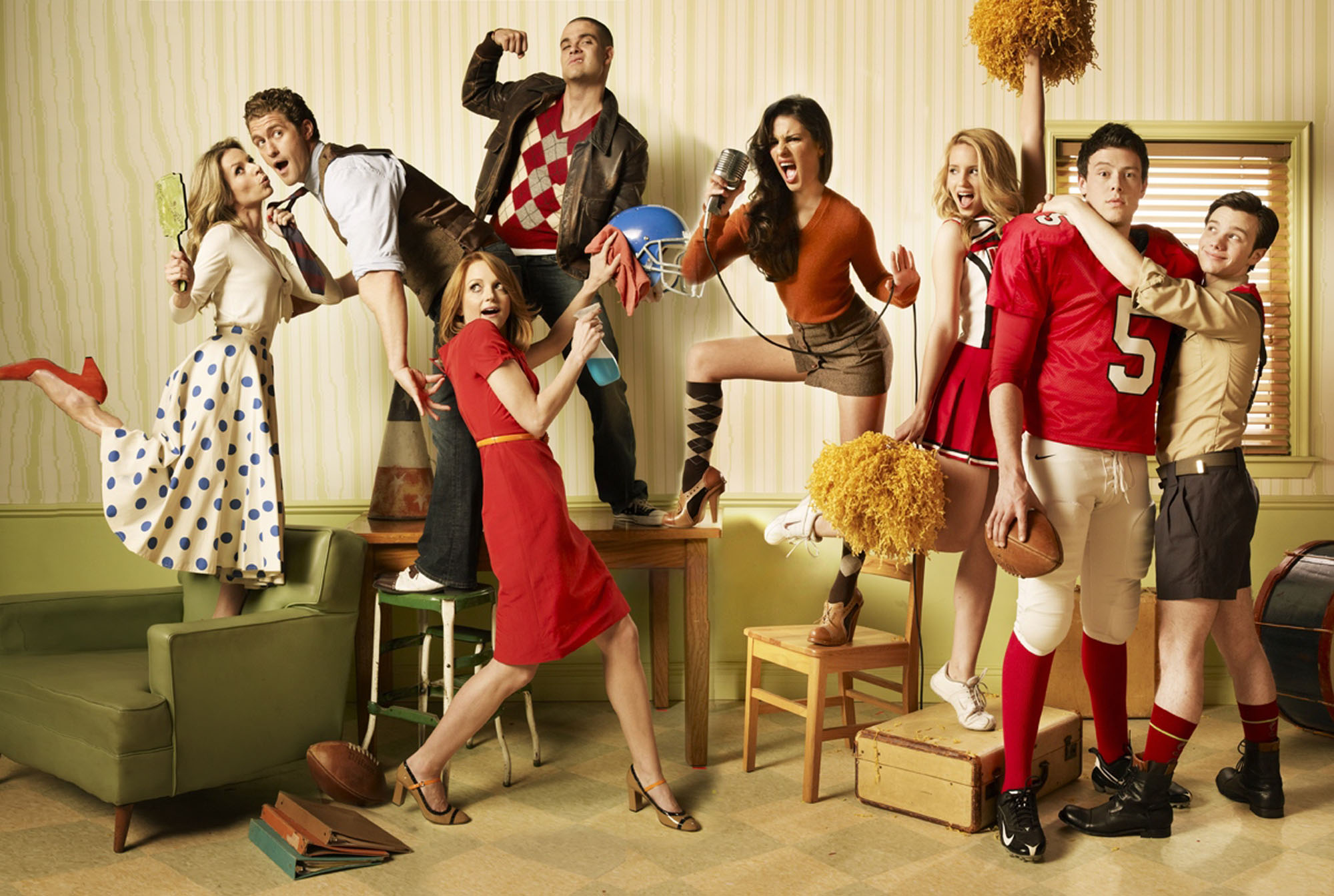 Glee youporn foto 22
