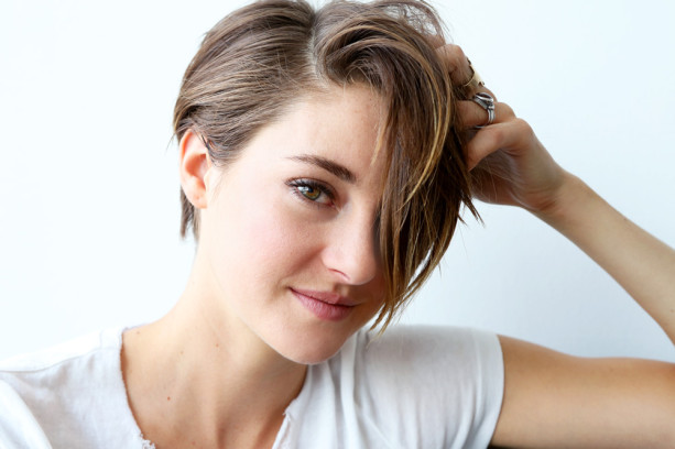 Shailene Woodley has a super-sweet take on what love really means