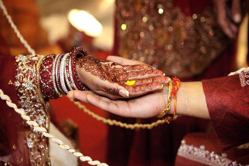 An Indian bride walked out of her wedding when her groom failed to correctly answer a simple math problem