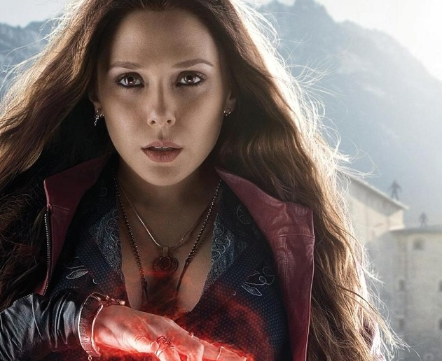 This Scarlet Witch Poster has got us SO EXCITED for the new 'Avengers' movie