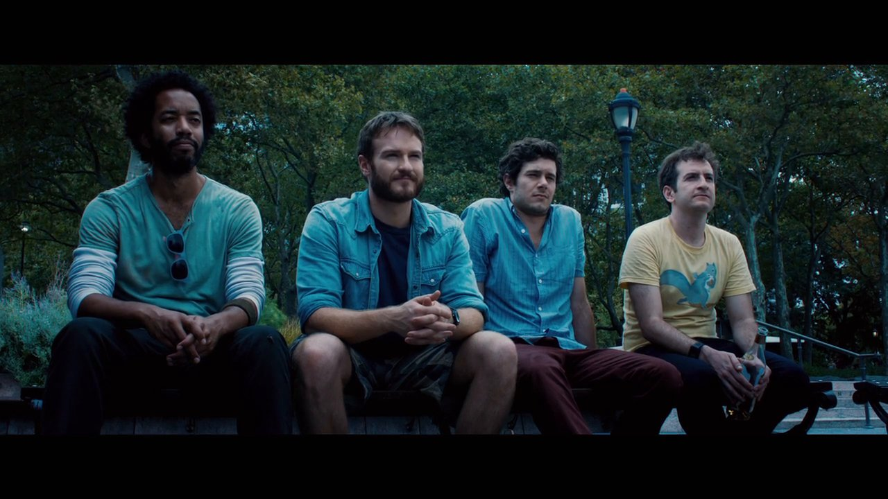 We have an exclusive clip from the new Adam Brody movie, and it looks SO up our alley