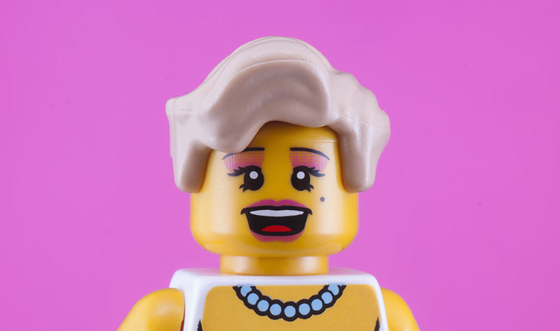Legos are giving beauty advice to little girls and we're concerned