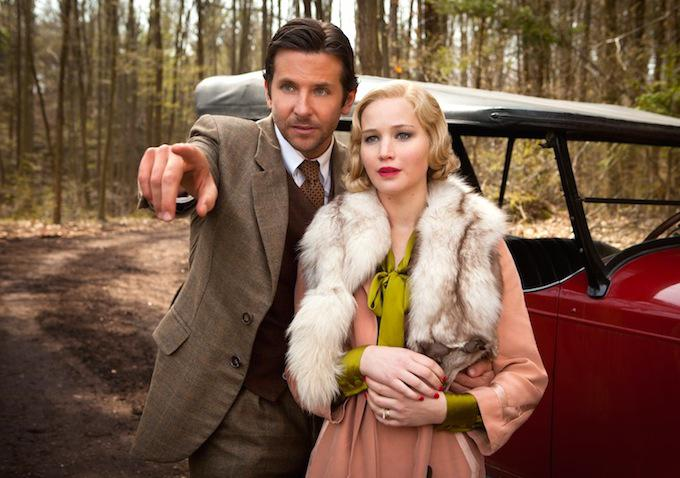 What happened to Jennifer Lawrence and Bradley Cooper's movie, 'Serena'?