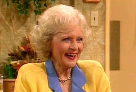 All the times Betty White made TV the best place in the universe