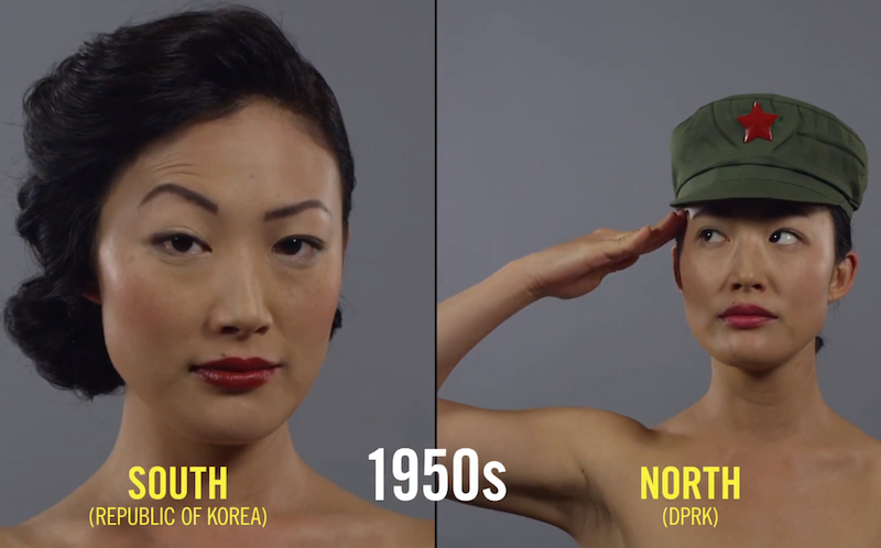 '100 Years of Beauty' shows how much beauty in Korea has changed in century