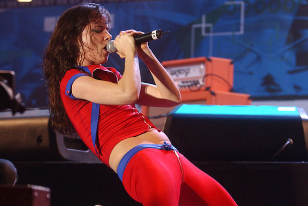 Juliette Lewis forms a metal supergroup, and now we're obsessed