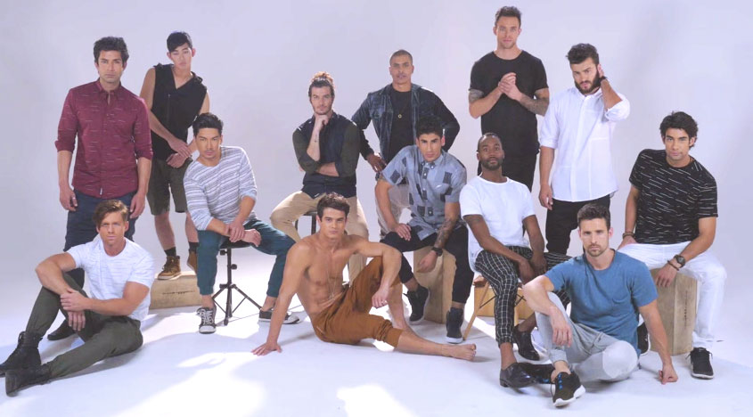 Watch Buzzfeed's video on how beauty standards impact men around the world
