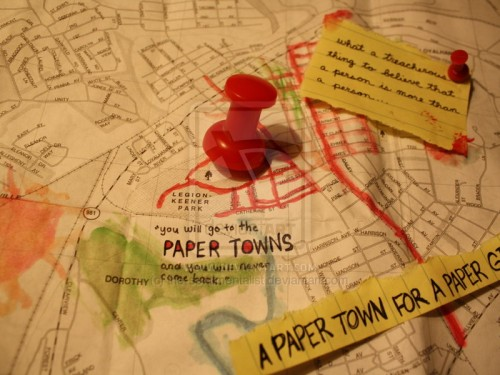 Green explains what paper towns actually are  historically speaking Ivp111lQ