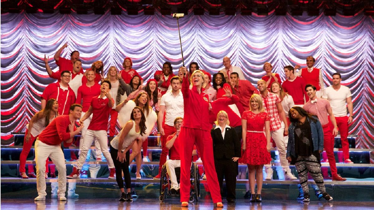 Glee's final tribute to Cory Monteith was beautiful