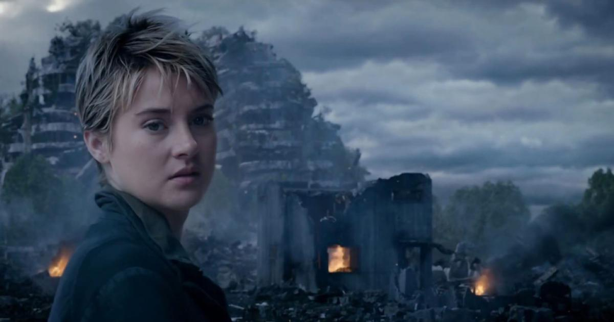 "All the fangirl thoughts about ""Insurgent"""