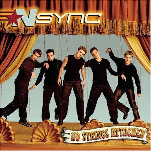 """We're celebrating the 15th anniversary of """"No Strings Attached"""" because NSYNC FOREVER!!!"""