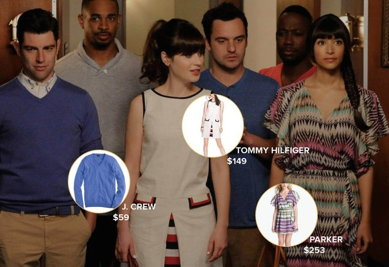 Cool new app alert: You can now 'shazam' your favorite clothes on TV