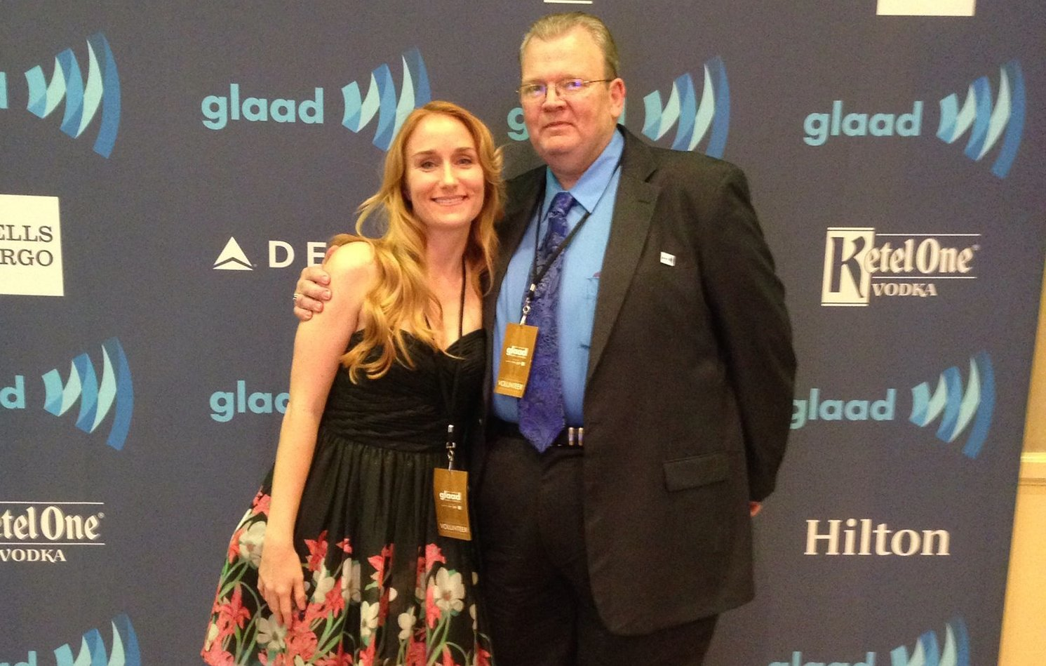 What it meant to attend the GLAAD Media Awards with my gay dad