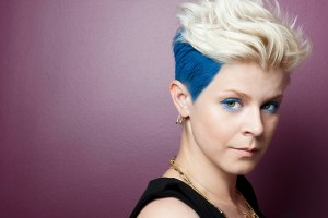 Just another awesome example of how Robyn is looking out for the next generation of girls