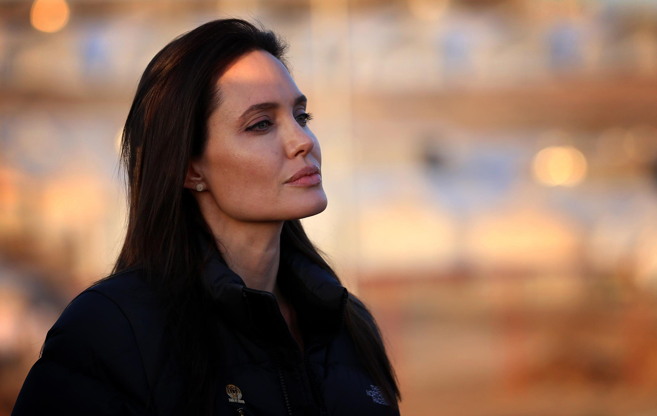Angelina Jolie's brave op-ed—and what it means for women