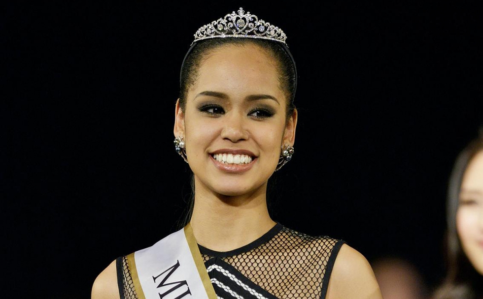Let's talk about what's happening with Miss Universe Japan