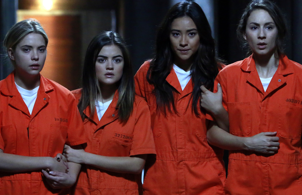 No giggles here: Why I'm furious over the 'Pretty Little Liars' finale