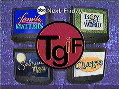 An ode to the amazing TGIF lineups of the '90s